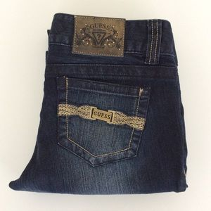 Guess Dark Wash Jeans   Size 28
